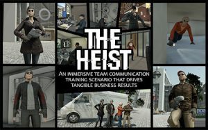 Poster The Heist(XS)